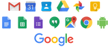 Logo Google Apps fo Business